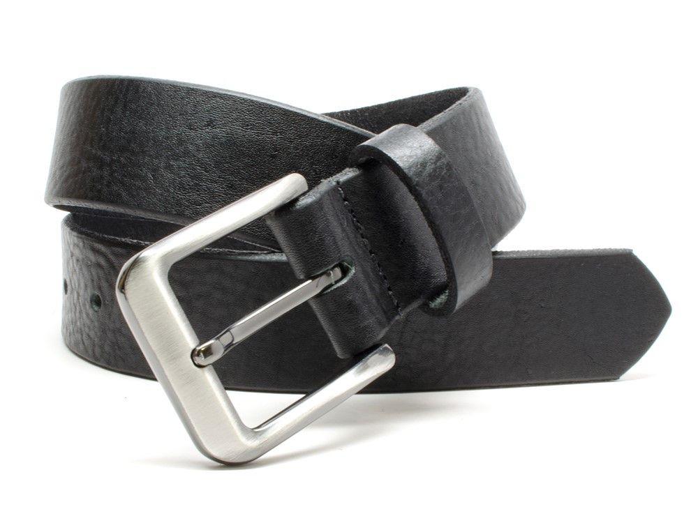 New River Black Belt by Nickel Smart® Cintos masculinos