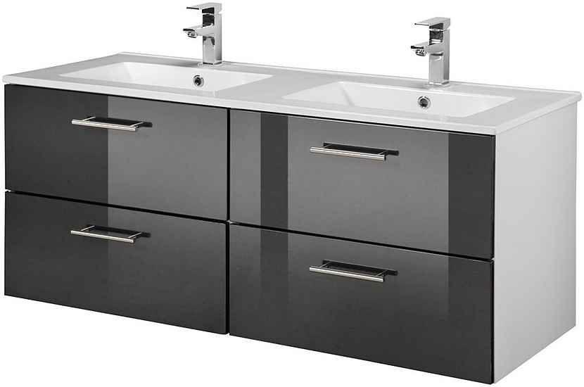 Waschtisch Trento Breite 120 Cm Doppelwaschtisch