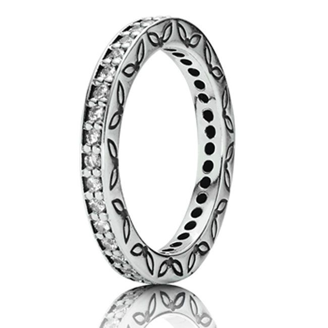 Pandora Clear CZ Eternity Ring