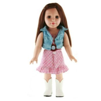 Be My Girl Country Couture Doll