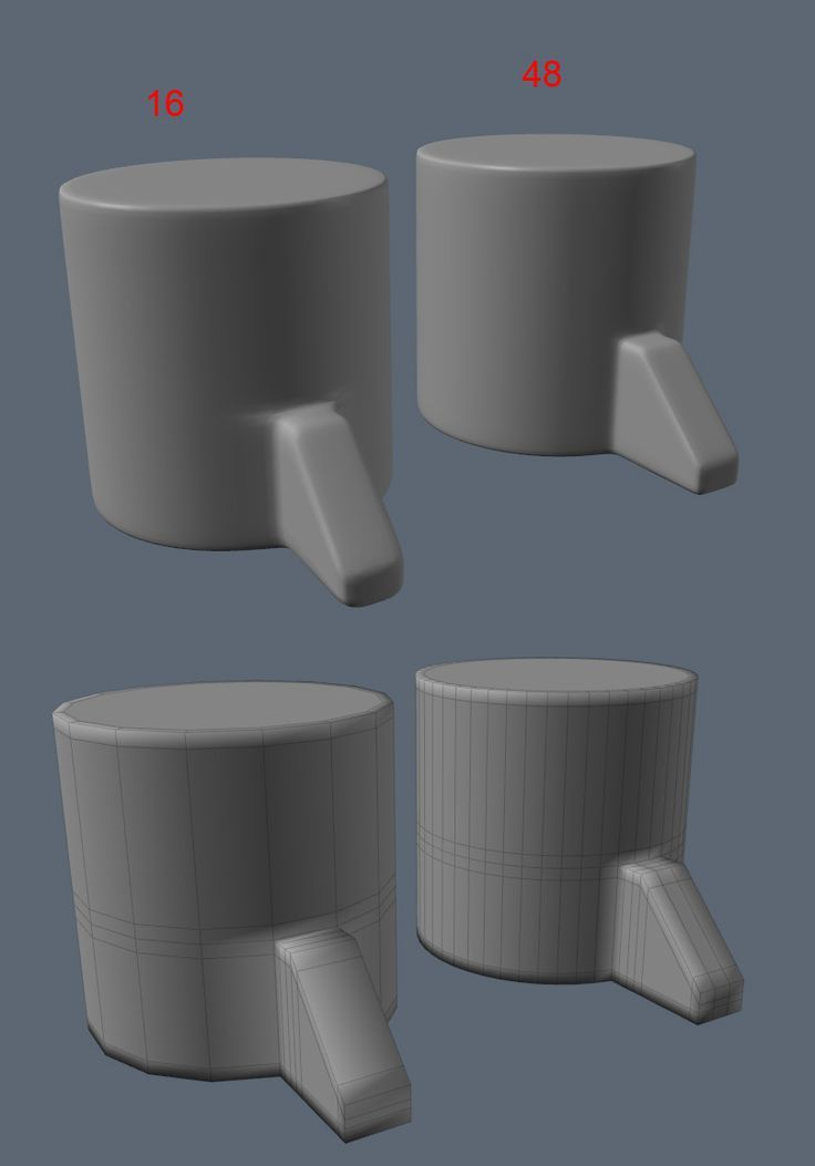 FAQ: How u model dem shapes? Hands-on mini-tuts for mechanical sub-d AKA ADD MORE GEO - Page 54 - Polycount Forum