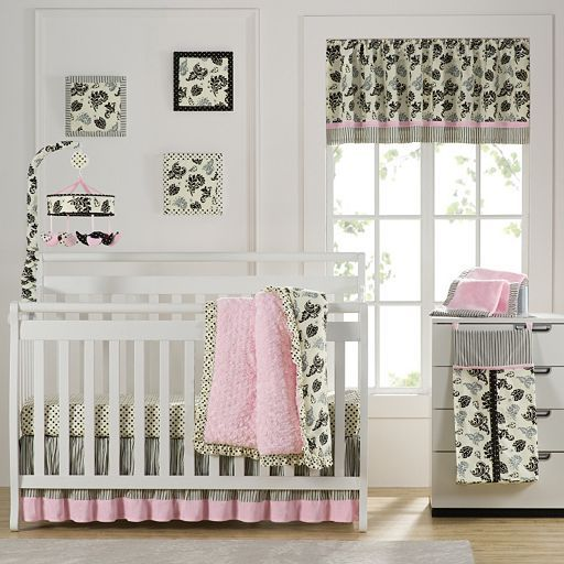 Laugh, Giggle & Smile Versailles 10-pc. Crib Set