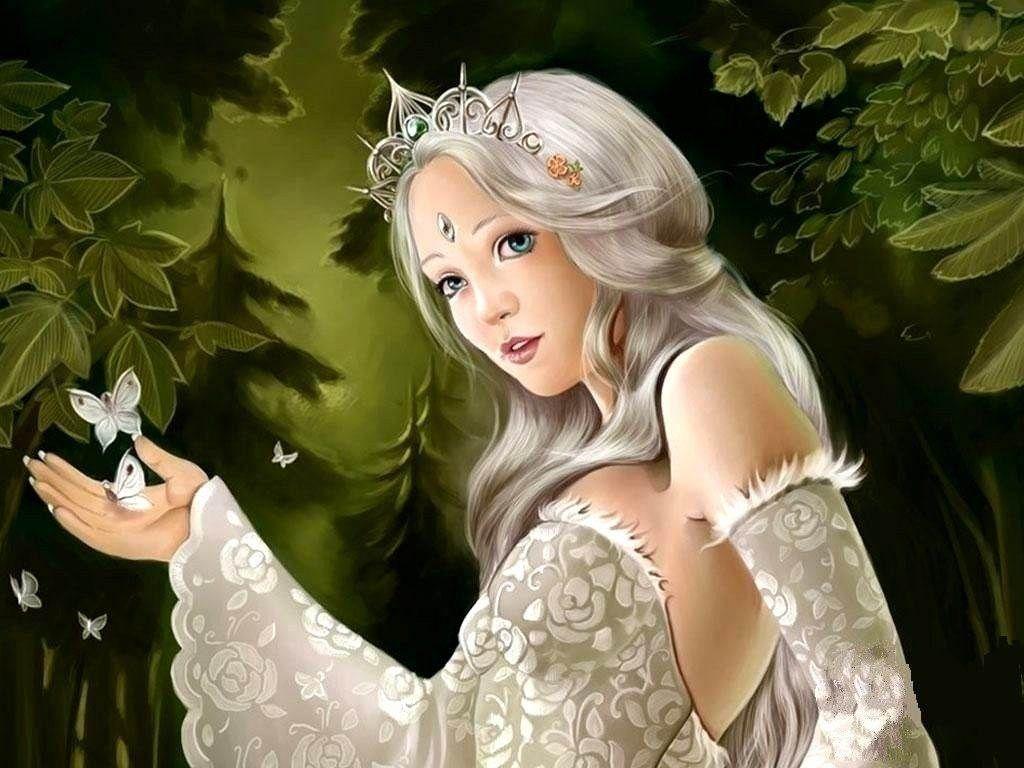 картинки доброй волшебницы из сказок