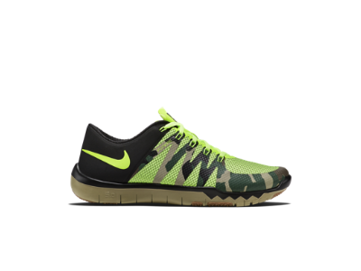 Men's Nike Shoe Free Trainer 5.0 V6 AMP Volt/Black/Volt
