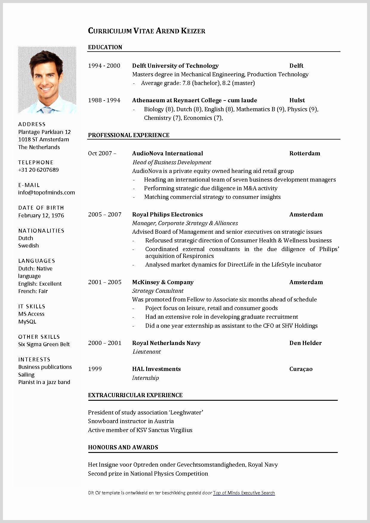 Resume Format Libreoffice Resume Format Downloadable Resume Template Resume Format Download Cv Template Download
