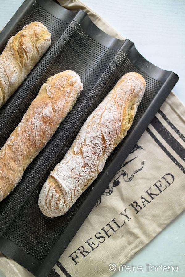 Baguette ganz einfach