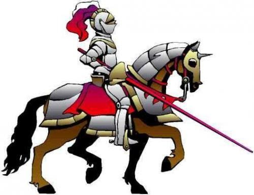 medieval ages knights 032312 blog about free clip art online rh pinterest com  knights templar clipart free