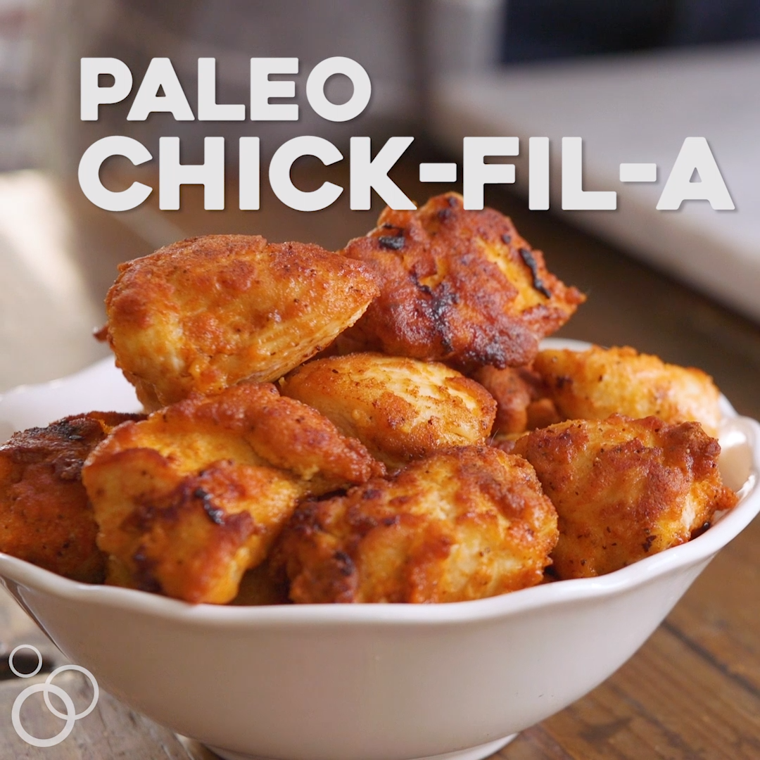 Paleo Chick-Fil-A images