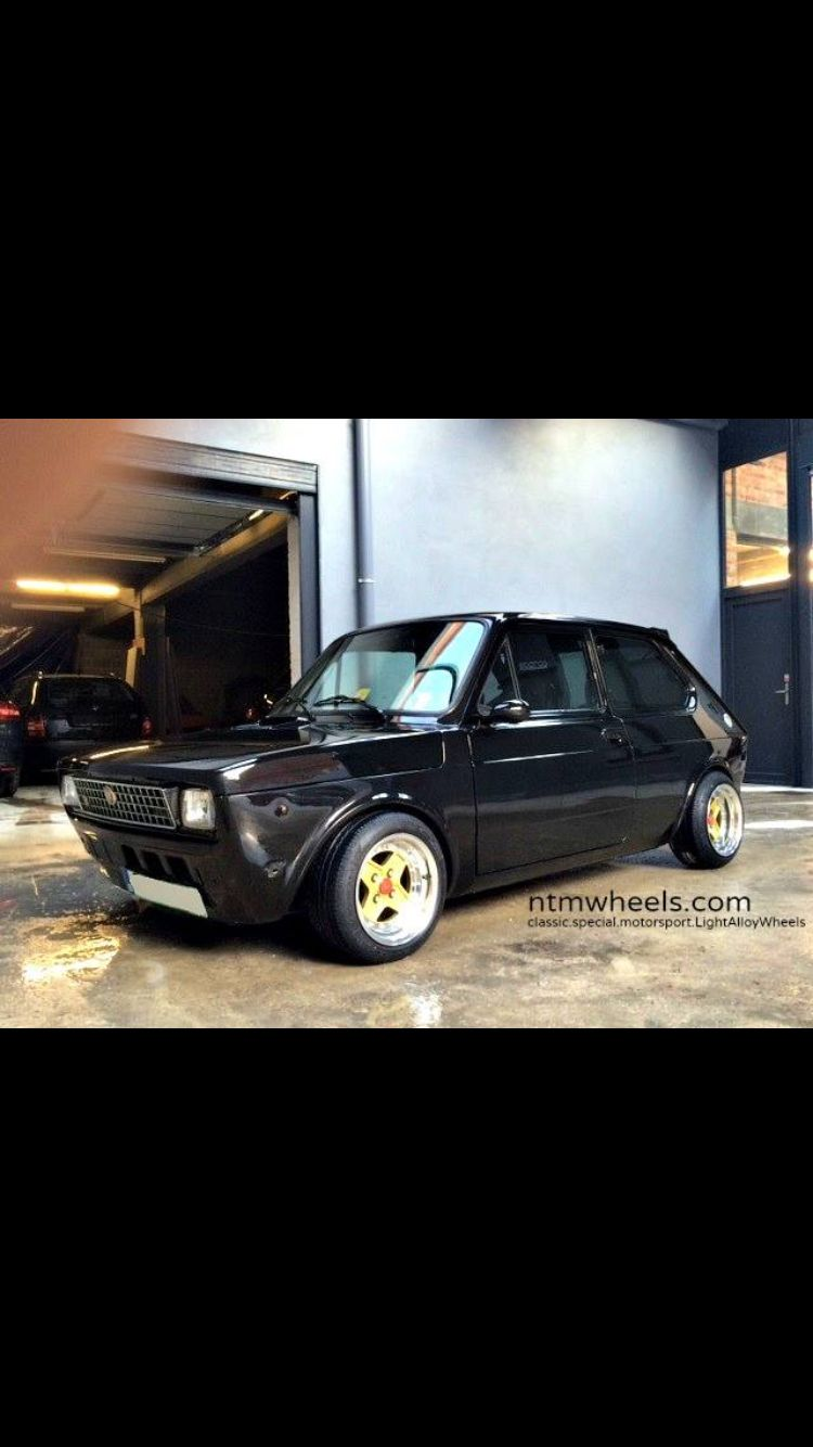 Fiat 127 8x13 Primer Coche