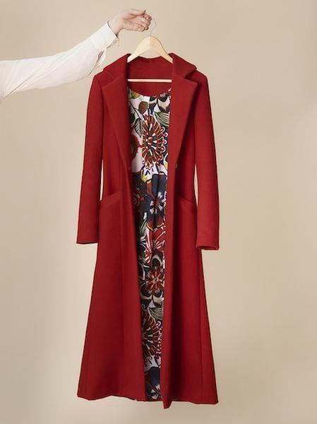 Rumana Coat   Nähen schnittmuster, Damen und Schnittmuster