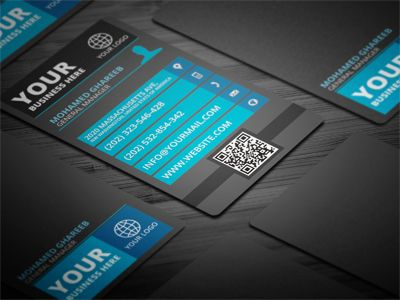 55 best psd business card templates psd templates business cards business card psd template 047 flashek Image collections