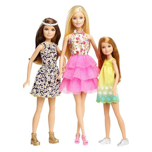 Image result for barbie skipper doll 2015