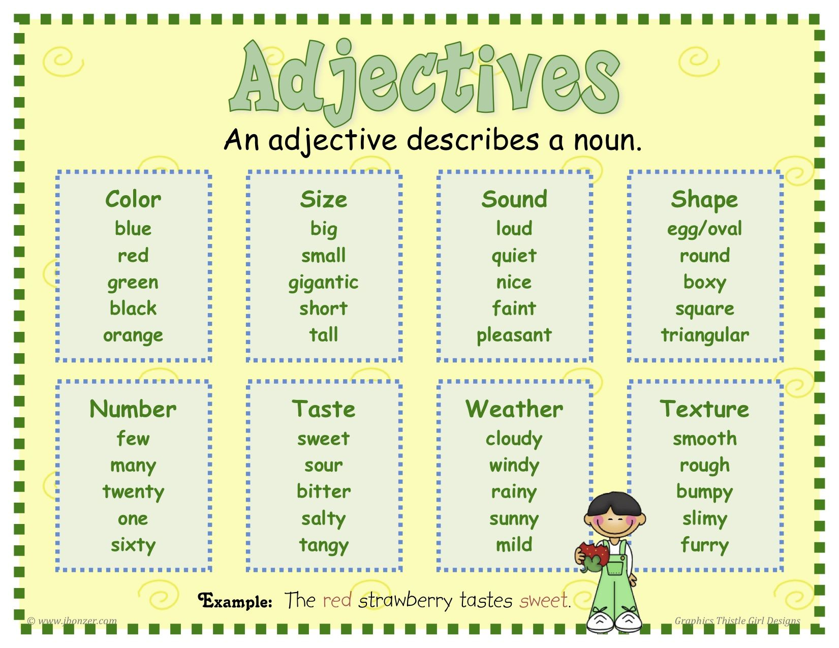 Worksheet Adjectives Printables adjectives printable laptuoso 17 best ideas about list of on pinterest personality