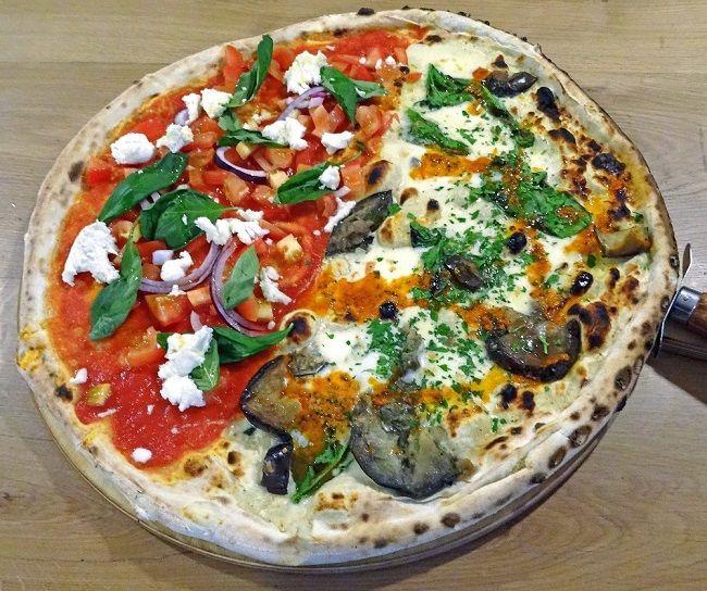 Homeslice Pizza Fitzrovia Wells Street W1 Homeslice Pizza