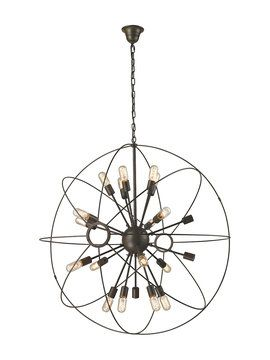 Large galaxy chandelier chandeliers chandelier lamps and iron large galaxy chandelier from rustic chandeliers lamps on gilt aloadofball Choice Image