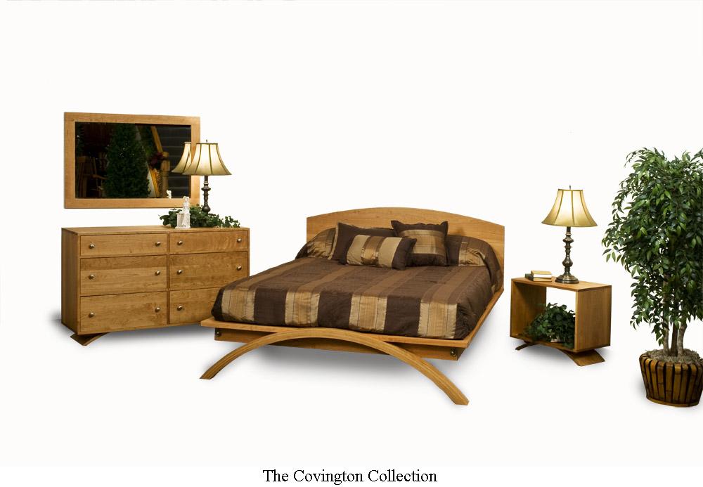 Covington Bed Bedroom furniture, Furniture, Amish