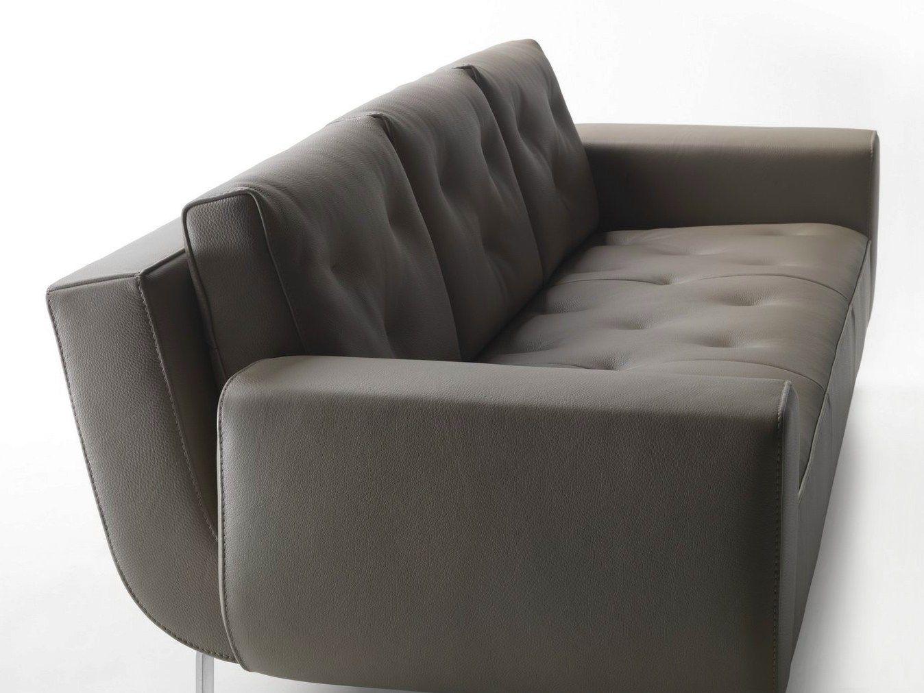 Canapé 4 places en cuir BAY XL by Giulio Marelli Italia | design ...