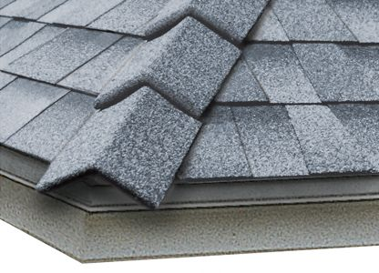 Iko Ridge Cap Shingles Beauty Goes Beyond Mere Appearances Roofing Metal Roof Tiles Roof Extension