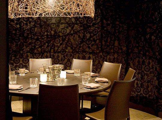 Dramatic Dining Room Decor Chicago Restaurants Dining Room Pendant Private Dining Room Pendant Lighting Dining Room