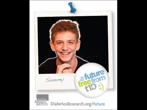 A Future Free from T1D - Sammy
