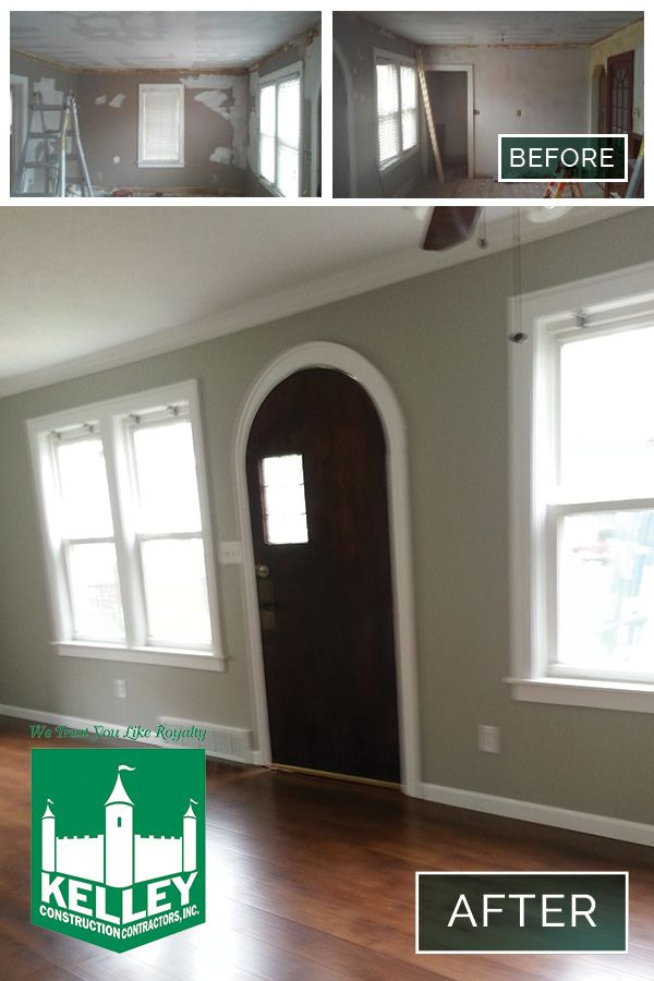 Before And After Living Room Let Us Help You Build Your Dream