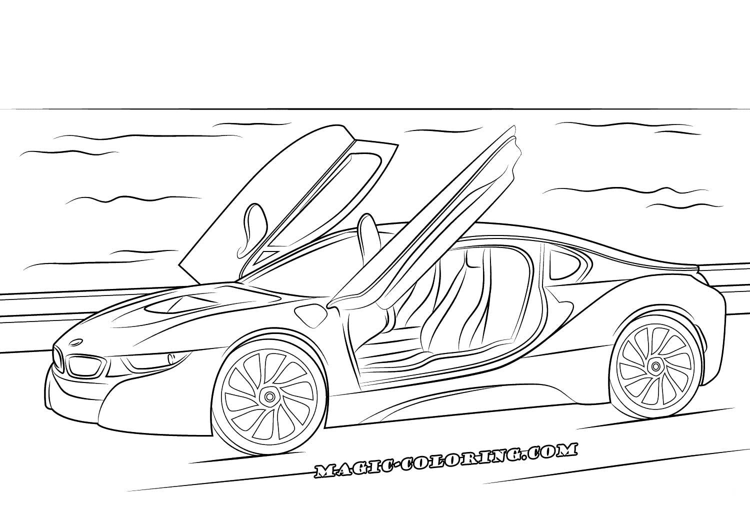 Transportation Coloring Pages Cars Coloring Pages Disney