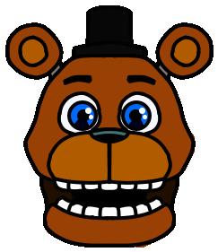 Fnaf World Adventure Classic Freddy Fnaf Fnaf Freddy Fazbear Fnaf Freddy