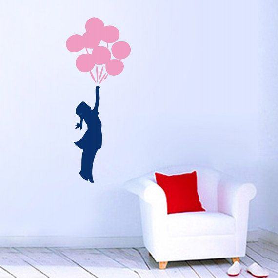 wall decals wall graphic for girls baby nursery kids by MpDecals, $45.00