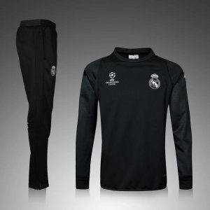 best sneakers b27e5 a8541 Real Madrid C.F 16-17 Season Black Champions League Round ...