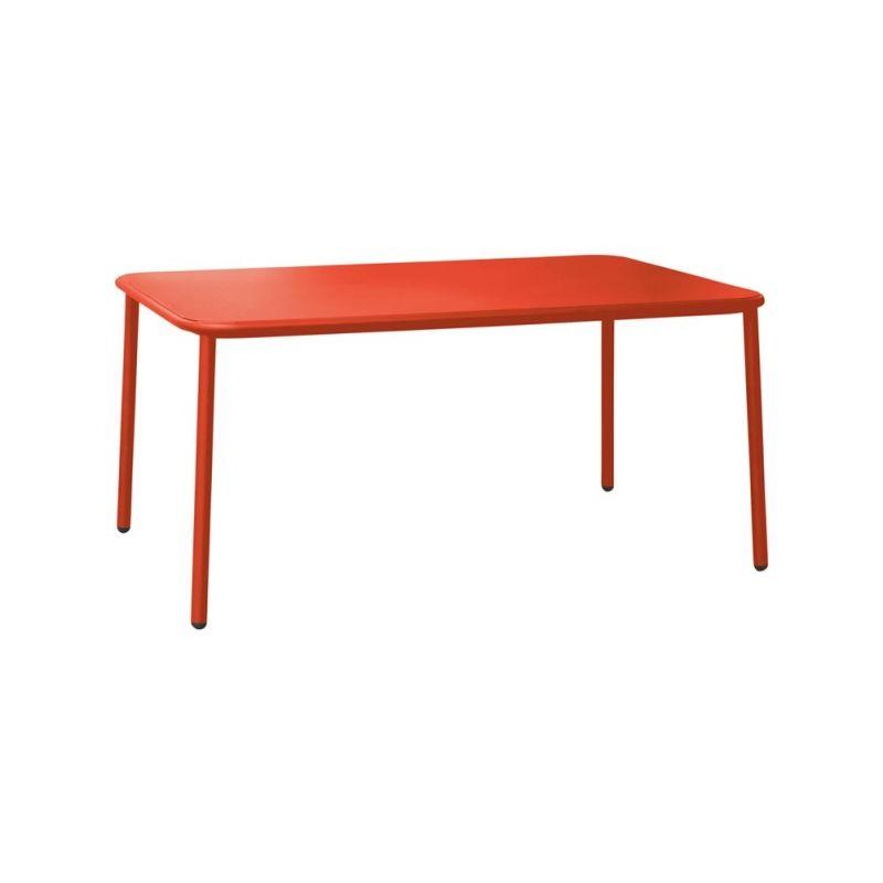 Emu Yard Esstisch Gartentisch 160 97 5 Cm Tischplatte Aluminium Beschichtet Gartentisch Esstisch Und Tisch