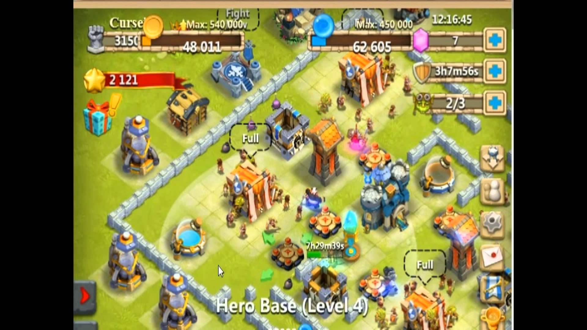 Castle Clash | Defense Tips for Castle Clash | Sampo