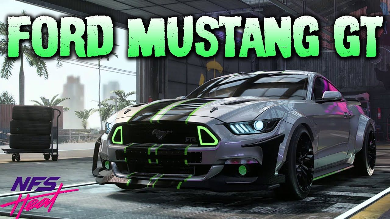 Payback Mustang Build 1000hp Rtr Full Customization Need For Speed