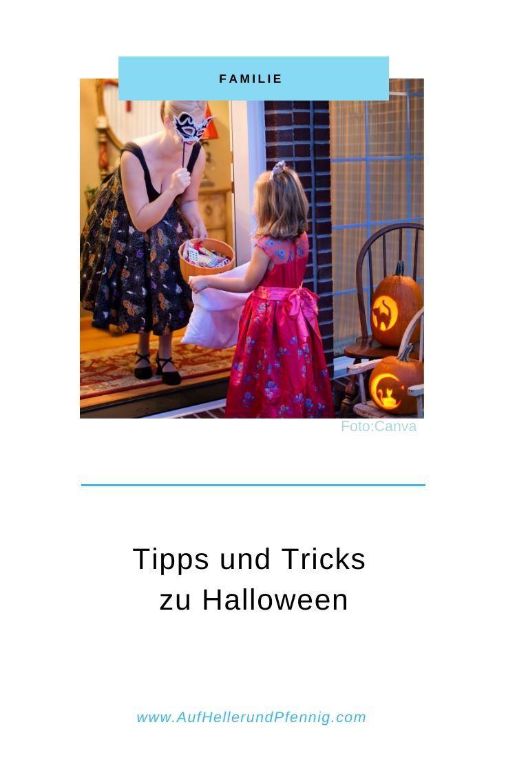 Tipps und Tricks zu Halloween