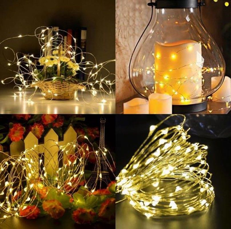 $299 - 2/3/4/5/10M String Fairy Light Led Battery Operated Xmas
