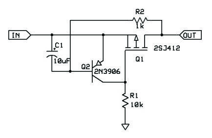 Simple Electronic Circuit Breaker | Elektronika | Pinterest | Basteln