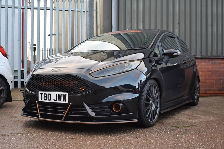Ford Fiesta Tuning And Performance Ford Fiesta Ford