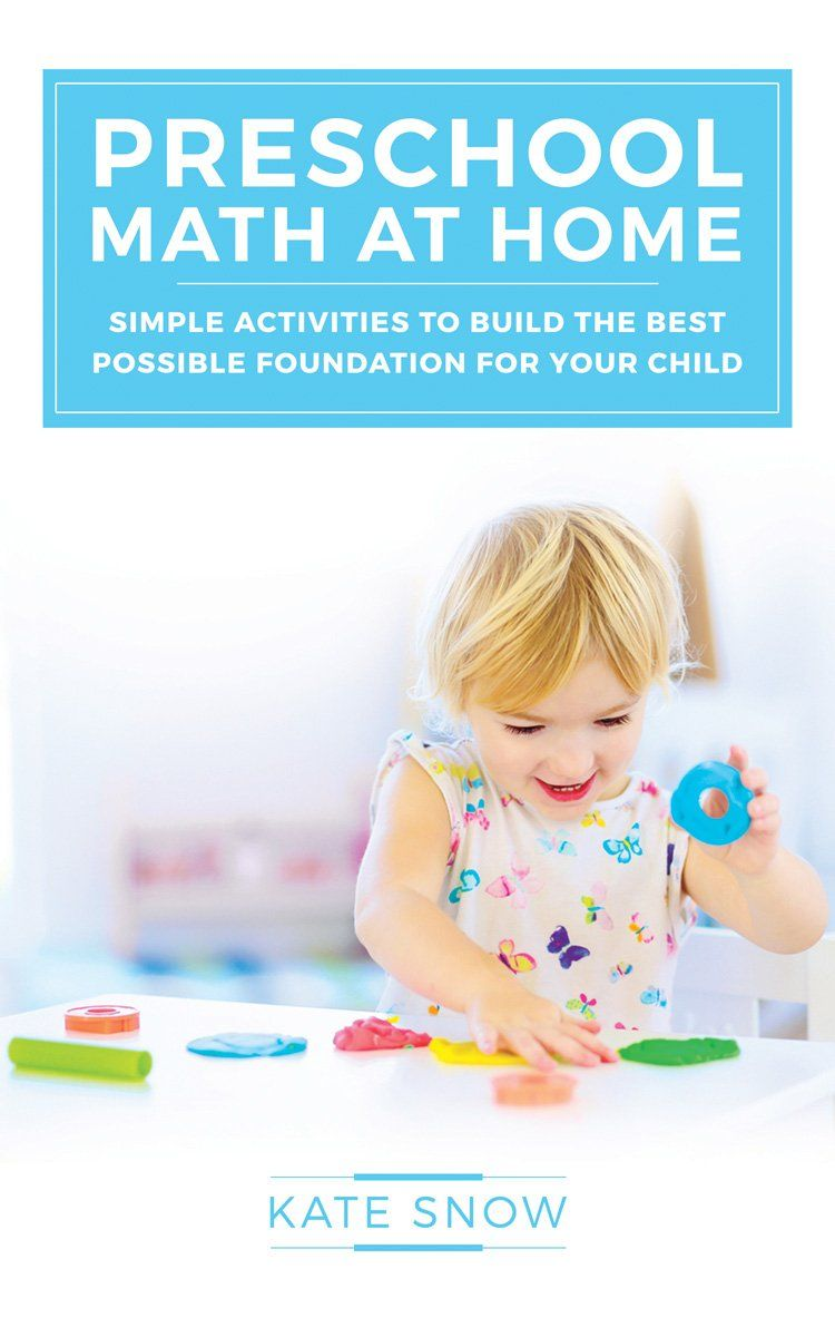 Hands-down, this book is the best  resource I've come across to build a preschooler's foundation in mathematics.   Best of all, it's all ach...