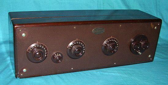 1920s Radios Antique Radio Ham Radio Vintage