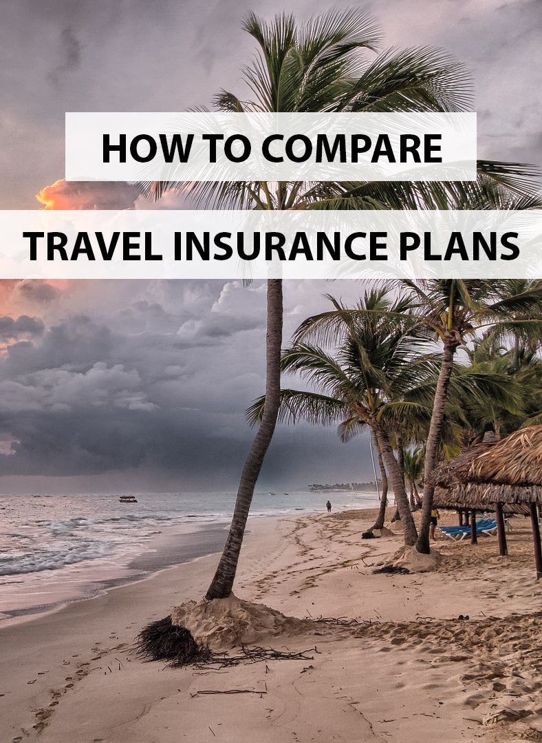 How to compare travel insurance and pick the perfect plan