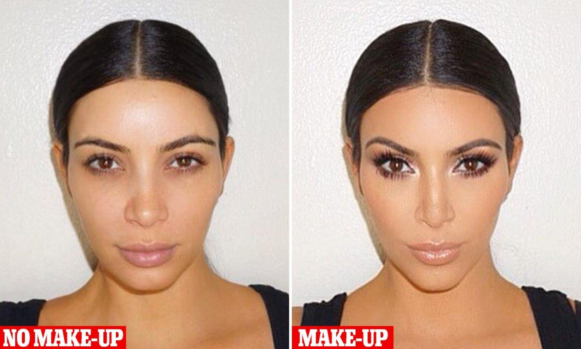 Kim Kardashian reveals her top beauty secrets (With images