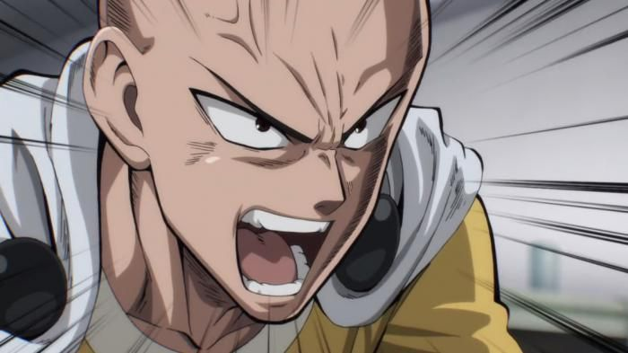 One Punch Man Episode 2 Review Ganbare Anime One Punch Man Episodes One Punch Man Funny One Punch Man Anime