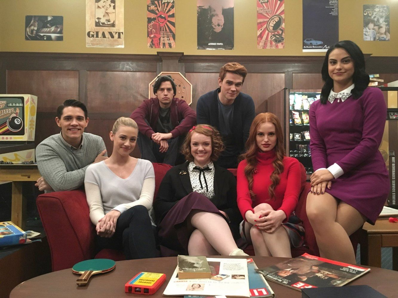 Riverdale Cast Image 31 Tv Series Pinterest Tvs