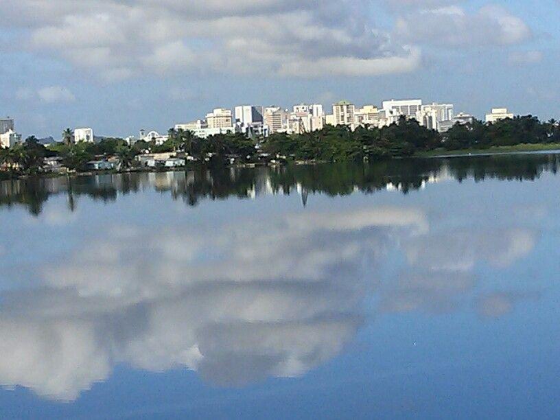 Teodoro Moscoso bridge view Puerto Rico