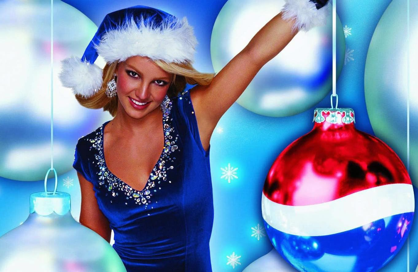 Image result for britney pepsi CHRISTMAS