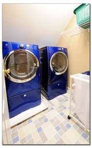 I Would Like Royal Blue In My Laundry Room Washer And Dryer Stacked Washer Dryer Electrolux