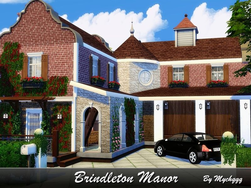 MychQQQ s Brindleton Manor
