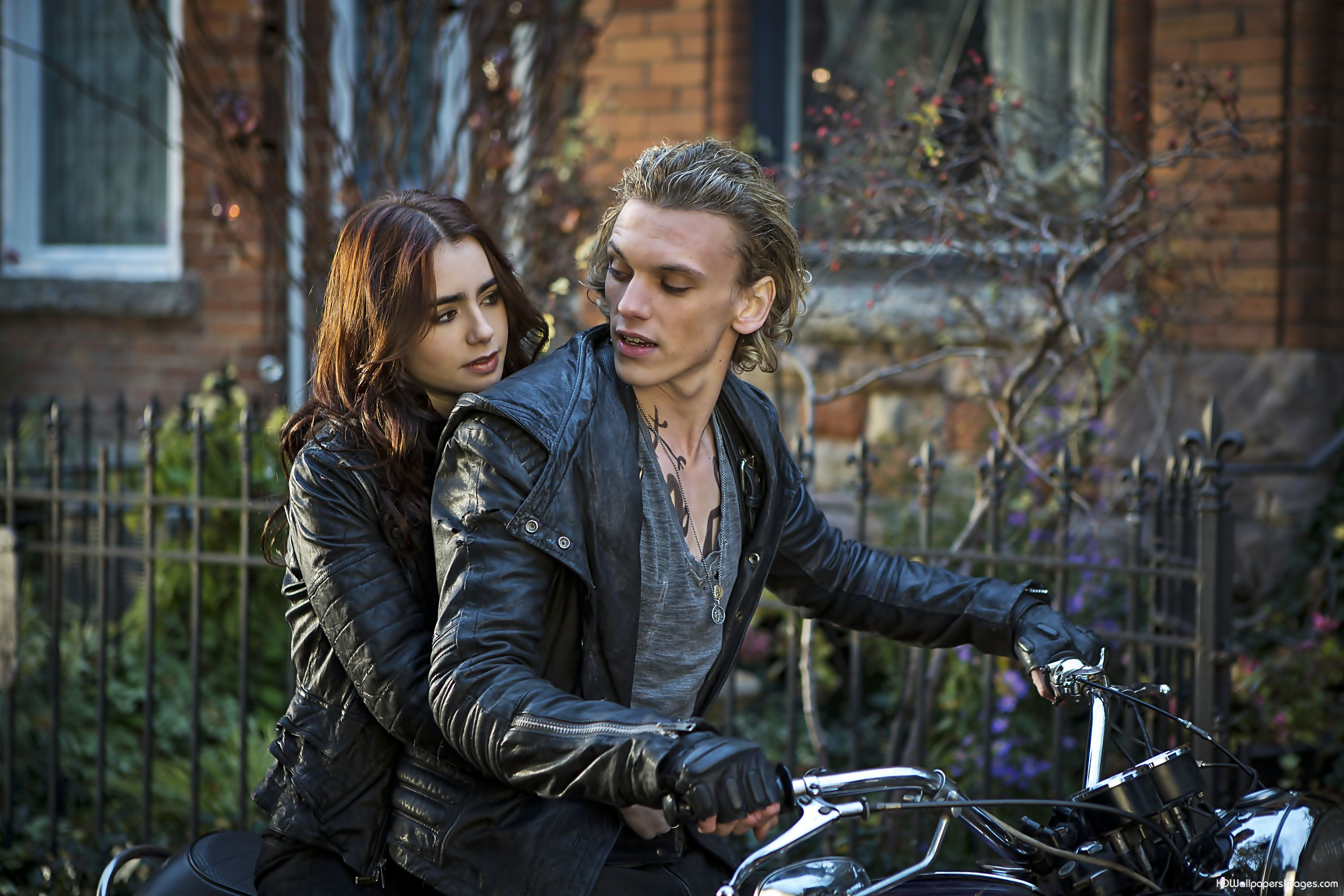 Mortal Instruments City Of Bones The Mortal Instruments To The Bone Movie Clary And Jace