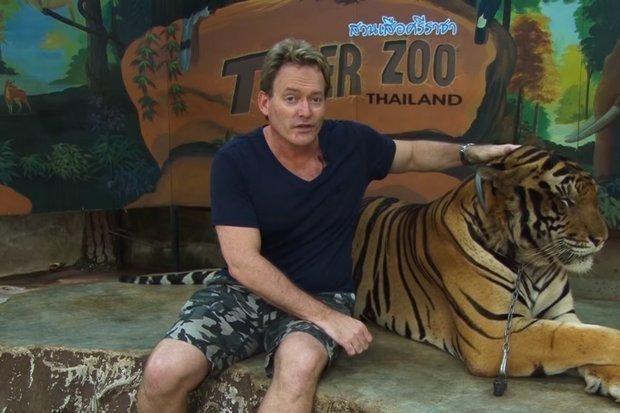 Police target zoos to crush tiger trade