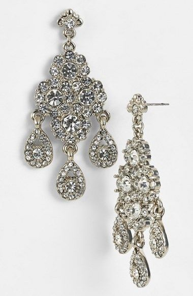 Free shipping and returns on Nina \'Andrea\' Chandelier Earrings at ...