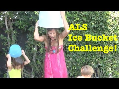 ALS Ice Bucket Challenge!